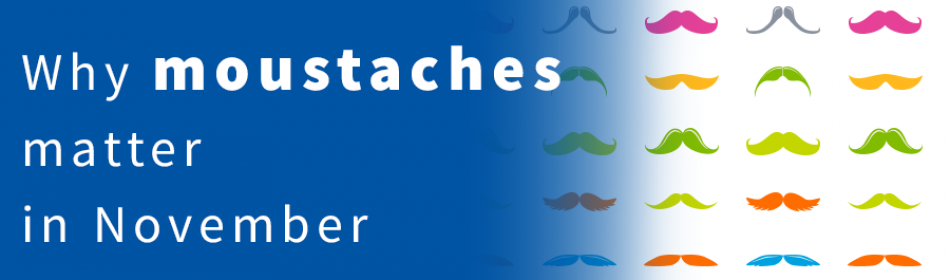 Moustaches in November