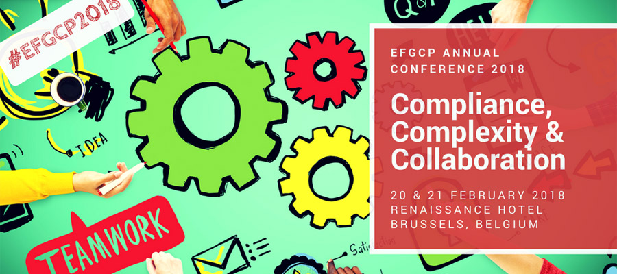 EFGCP Annual conference 2018