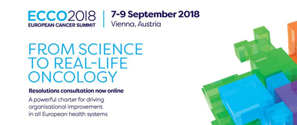 From Science To Real Life Oncology ECCO 2018