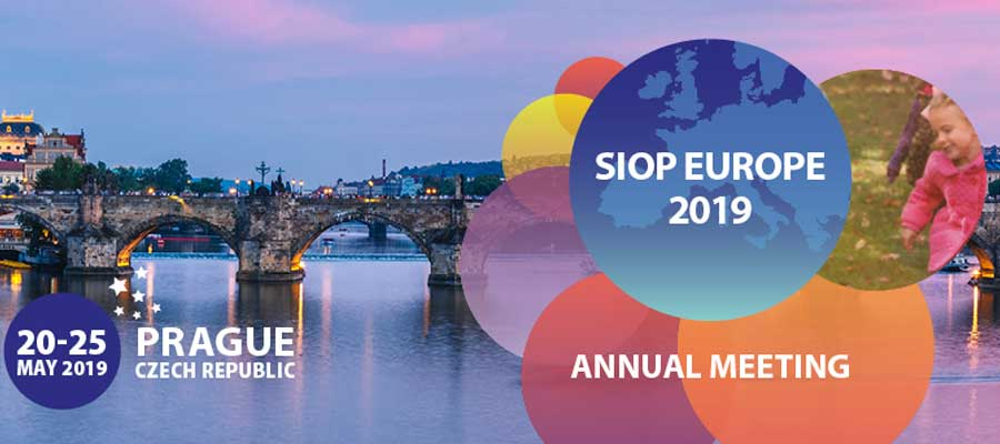SIOP Europe 2019 Annual Meeting : EORTC