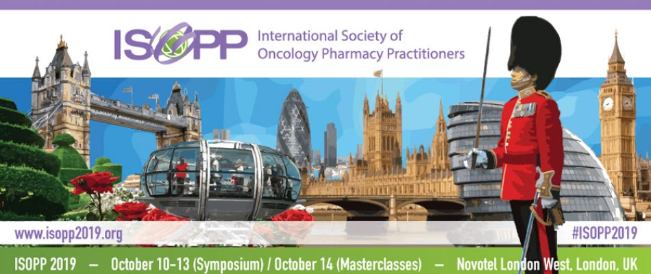 International Society Of Oncology Pharmacy Practitioners ISOPP 2019