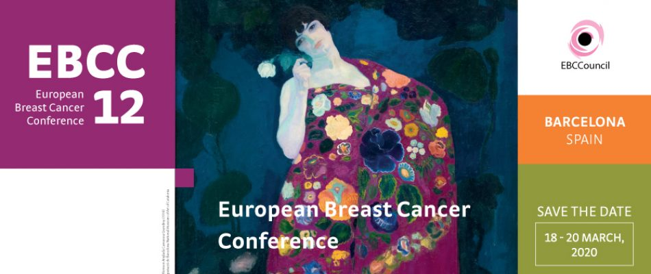 European Breast Cancer Conference (EBCC 12) : EORTC