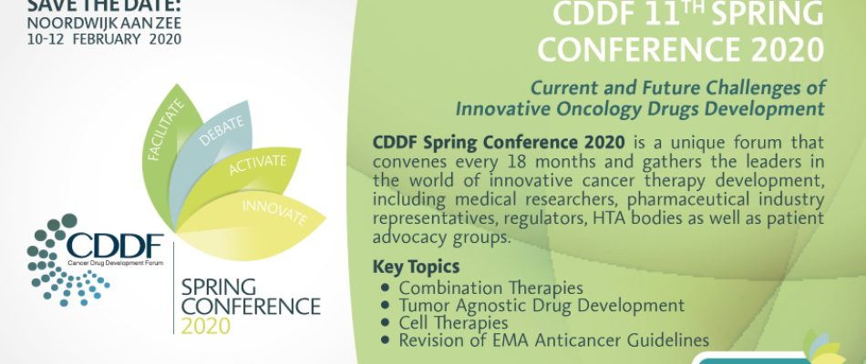 Spring Conference 2020.Cddf 11th Spring Conference 2020 Eortc