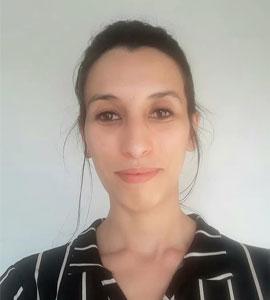 Laila Ait Hassou, EORTC Fellow