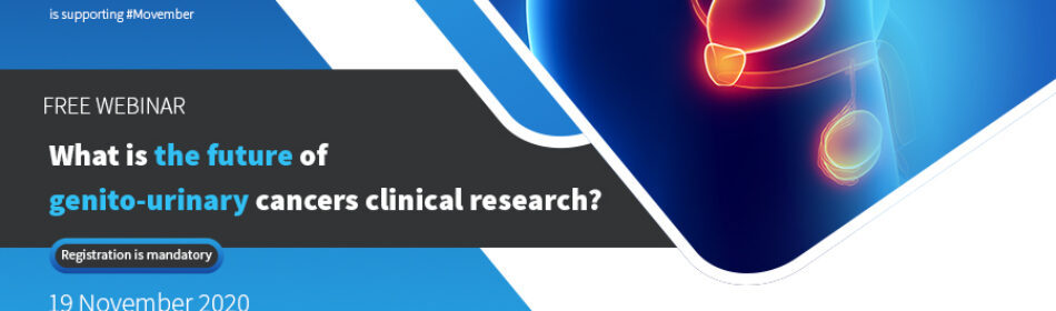 webinar: what is the future of genito-urinary cancers clinical research?
