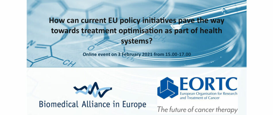 EORTC and BioMed Alliance webinar - banner
