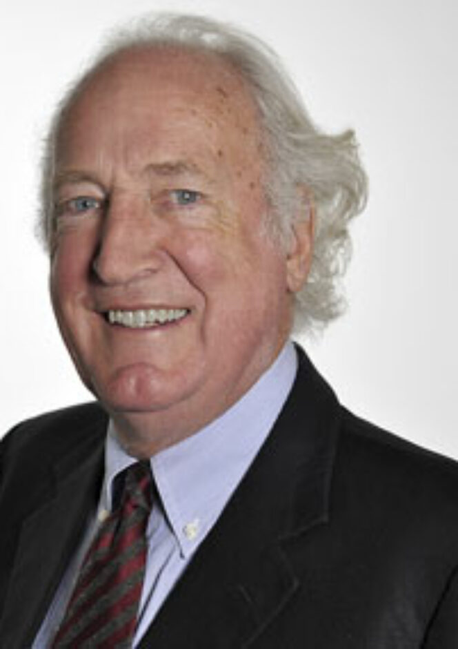 Prof. Gordon McVie - picture