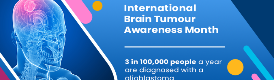International Brain Tumour Awareness Month - banner