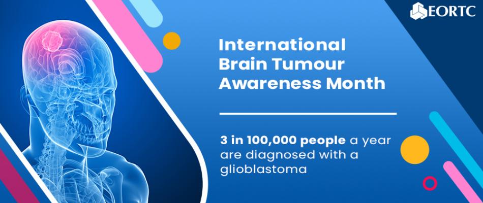 International Brain Tumour Awareness Month - banner