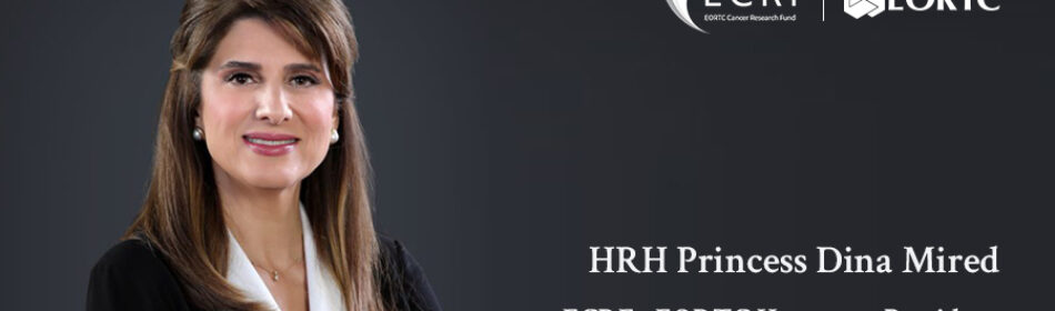HRH Princess Dina Mired - ECRF & EORTC Honorary President