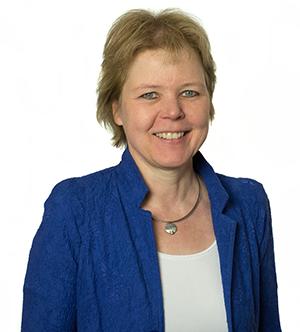Winette van der Graaf - President Elect